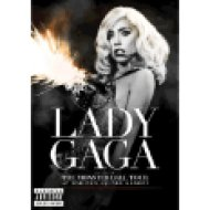 The Monster Ball Tour At Madison Square Garden DVD