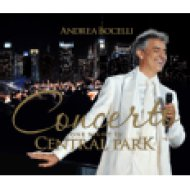 Concerto -  One Night In Central Park Blu-ray