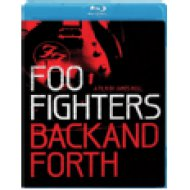 Back And Forth Blu-ray