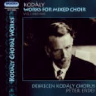 Works for mixed Choir Vol.2 CD