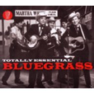 Totally Essential Bluegrass CD