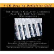 The World's Greatest Virtuosos Play The 100 Accordion (Masterpieces) CD