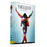 Micheal Jackson - This is it DVD
