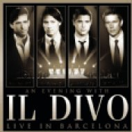 An Evening With Il Divo - Live in Barcelona CD+DVD