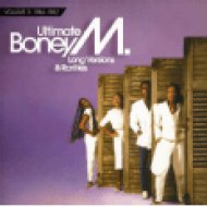Ultimate Boney M. - Long Versions & Rarities Vol. 3 (1984 - 1987) CD