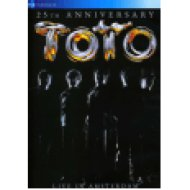 Live in Amsterdam (25th Anniversary) DVD