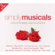 Simply Musicals (dupla lemezes) CD
