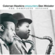Hawkins Encounters Webster: the Complete Session (CD)