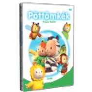 Pöttömkék 3. - Pizza party DVD