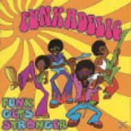 Funk Gets Stronger CD