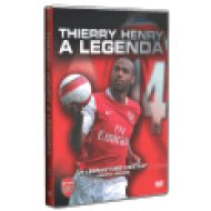 Thierry Henry - A legenda DVD