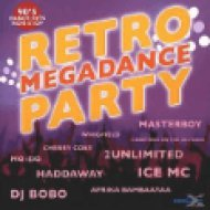 Retro Megadance Party - 90's Dance Hits Non-Stop CD