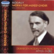 Kodály - Works for Mixed Choir Vol.1 (1903-1936) CD