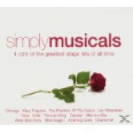Simply Musicals CD