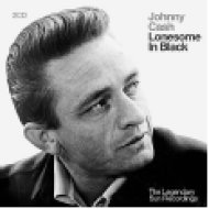 Lonesome In Black CD