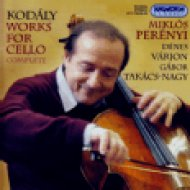 Works for Cello CD