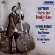 Works for Double Bass, Vol.3 CD