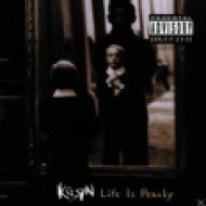 Life Is Peachy CD