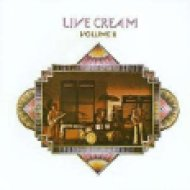 Live Cream Volume II. CD