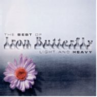 Light and Heavy - The Best of Iron Butterfly CD