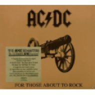 For Those About to Rock (Remastered) CD
