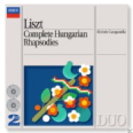 Complete Hungarian Rhapsodies CD
