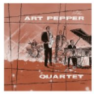 The Art Pepper Quartet (Reissue) (CD)