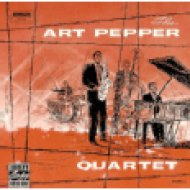 Art Pepper Quartet (Reissue Edition) Vinyl LP (nagylemez)