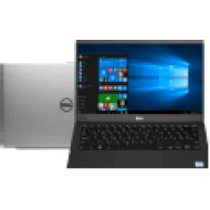 "XPS 9350-225472 ezüst notebook (13,3"" Full HD matt/Core i5/4GB/256GB SSD/Windows 10)"