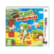 3DS POOCHY & YOSHIS WOOLLY WORLD