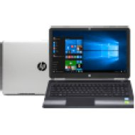 "Pavilion 15 ezüst notebook 1DM08EAW (15,6"" Full HD/Core i5/8GB/1TB/GT940 2GB VGA/Windows 10)"