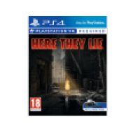 Here They Lie (PlayStation 4 VR)