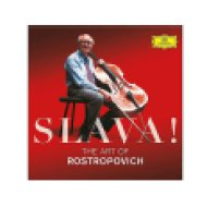 The Art Of Rostropovich (CD)