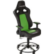 Playseat gaming szék, zöld
