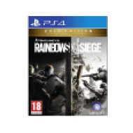 Tom Clancy's Rainbow Six Siege Gold Edition (PlayStation 4)