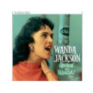 Rockin' with Wanda!/There's a Party Goin' On (CD)