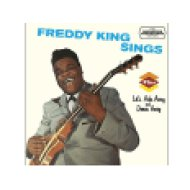 Freddy King Sings (HQ) Vinyl LP (nagylemez)