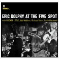 At the Five Spot Vol.1 (High Quality Edition) Vinyl LP (nagylemez)