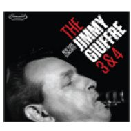Jimmy Giuffre 3 & 4 - New York Concerts (Digipak Edition) CD