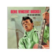 Gene Vincent Rocks! (HQ) Vinyl LP (nagylemez)