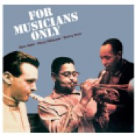 For Musicians Only (CD)