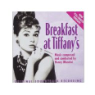 Breakfast At Tiffany's (OST) CD