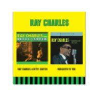 Ray Charles and Betty Carter/Dedicated to You (Vinyl LP (nagylemez))