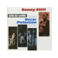 Sits in With the Oscar Peterson Trio (CD)
