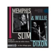 Songs of Memphis Slim & Willie Dixon (CD)