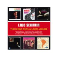 The Bossa Nova & Latin Albums (CD)