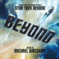 Star Trek Beyond (Music from the Moton Picture) (Star Trek 3. - Mindenen túl) CD