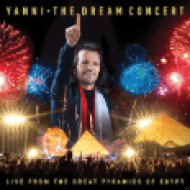 The Dream Concert - Live from The Great Pyramids of Egypt CD+DVD