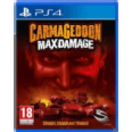 Carmageddon - Max Damage (PlayStation 4)