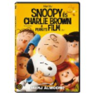 Snoopy és Charlie Brown - A Peanuts Film DVD